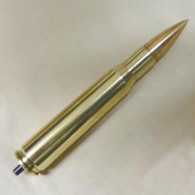 50 BMG Retractable Bullet Pens
