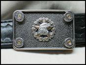 Eagle Bullet Belt Buckles