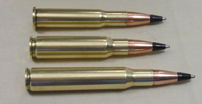 Mini Stick Snap Cap Bullet Pen Set