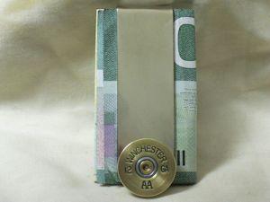 Shotgun Shell Money Clip