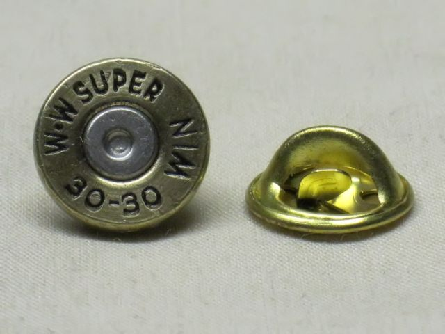 Tie Tack Pin 30-30 Winchester