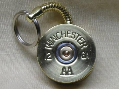Winchester AA 12 Ga Shotgun Shell Zipper Pull