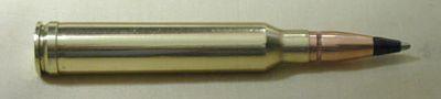 300 Win Mag Mini Stick Bullet Pen - non retractable model