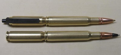 Promotional Bullet Pen Set